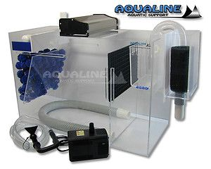 aquarium refugium filter reef tank from aqualine aquatics reef