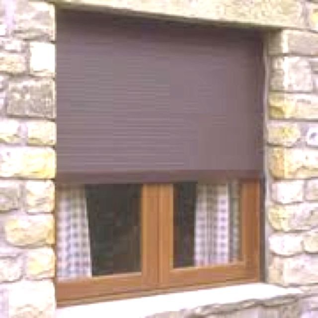 I Really Want These Security Shutter To Make My House Safer For Bad Weather And Intruders Security Shutters Home Safety Diy Home Security