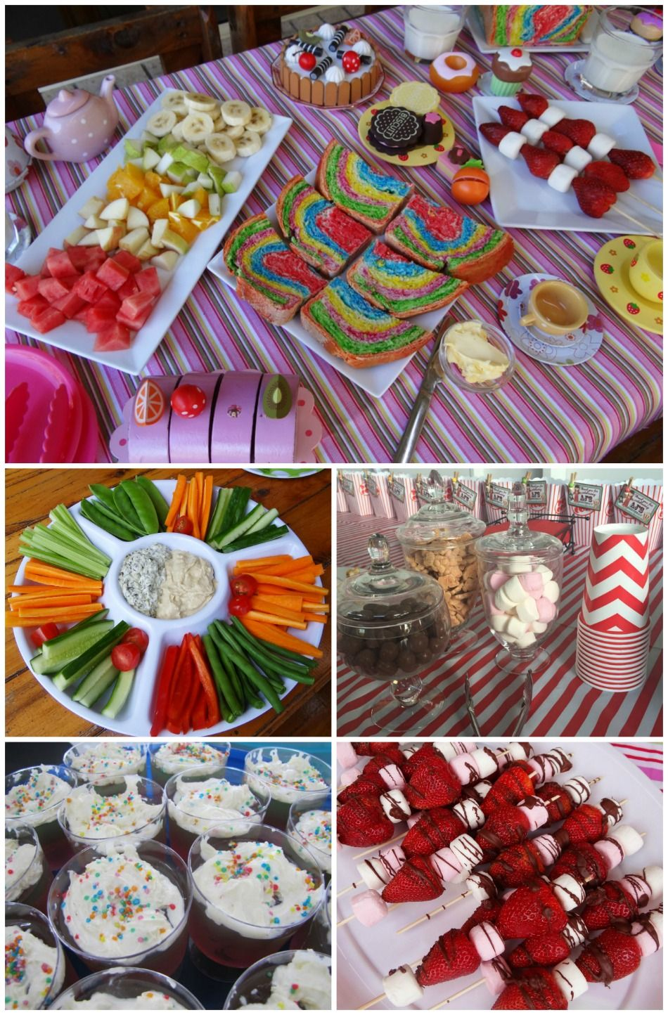 Kids Birthday Party Food Ideas Kids Party Food Healthy Kids