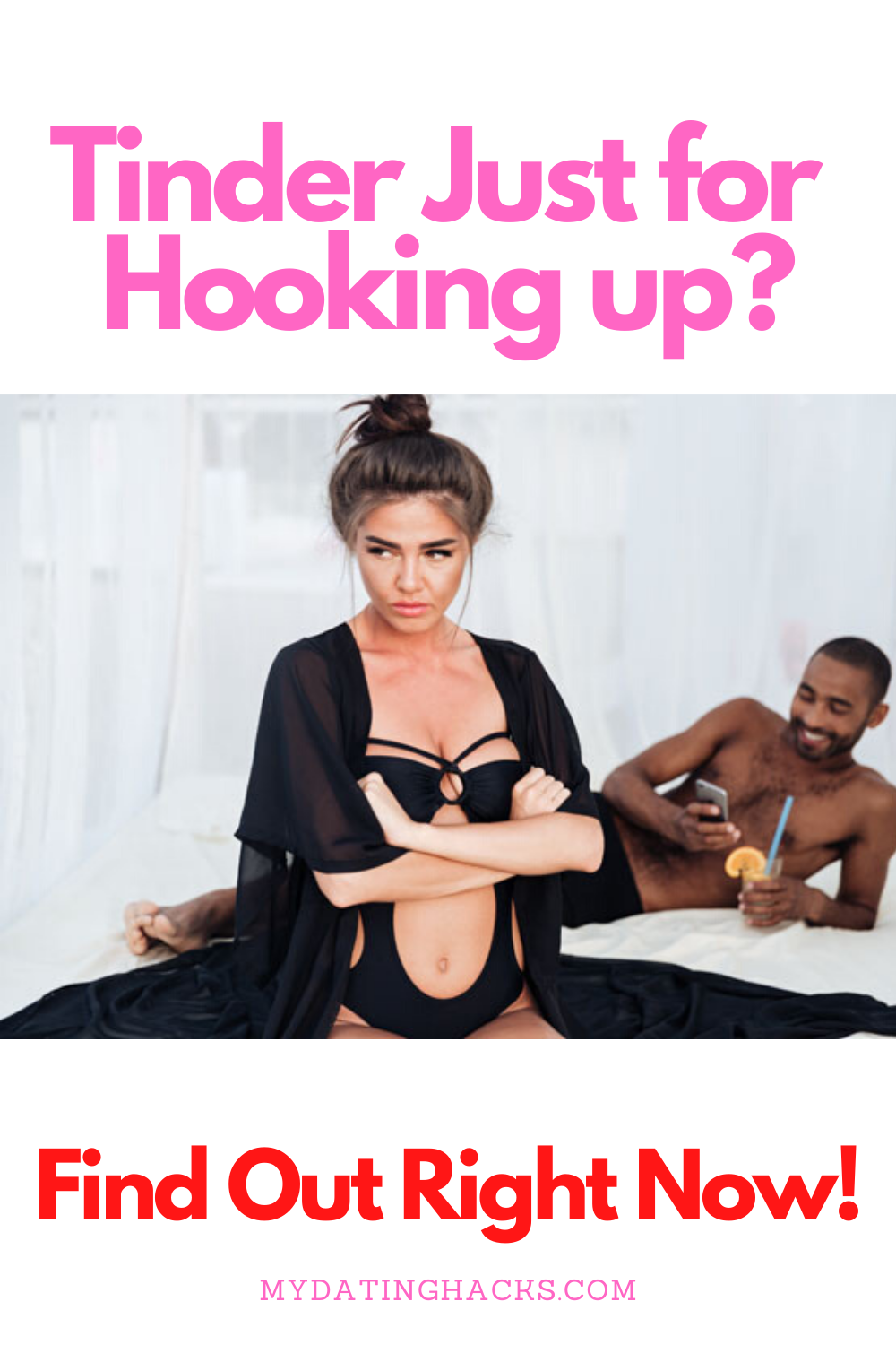 Dating site just for hooking up