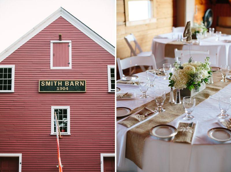 Smith Barn wedding - rustic wedding venue in MA | Farm ...