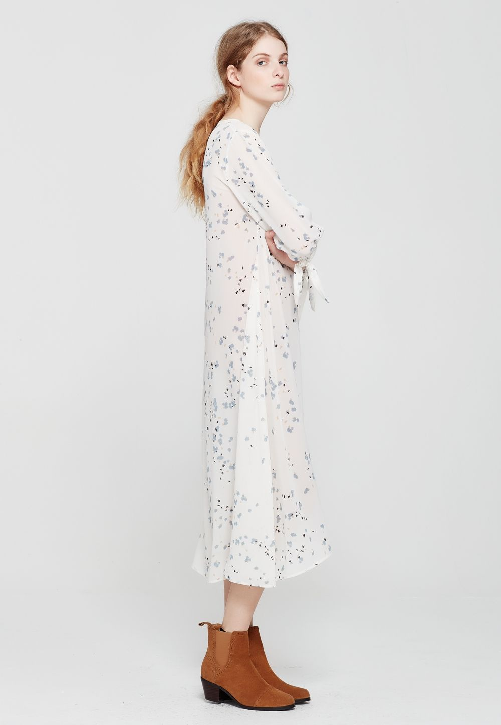 The Flicker dress by Sylvester is an easy style in a shift