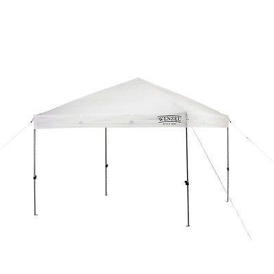 Canopy 10 X 10 Feet Party Tent Gazebo White Outdoor Shelter Park Bbq Shade New Gazebo Canopy Shade Tent Gazebo