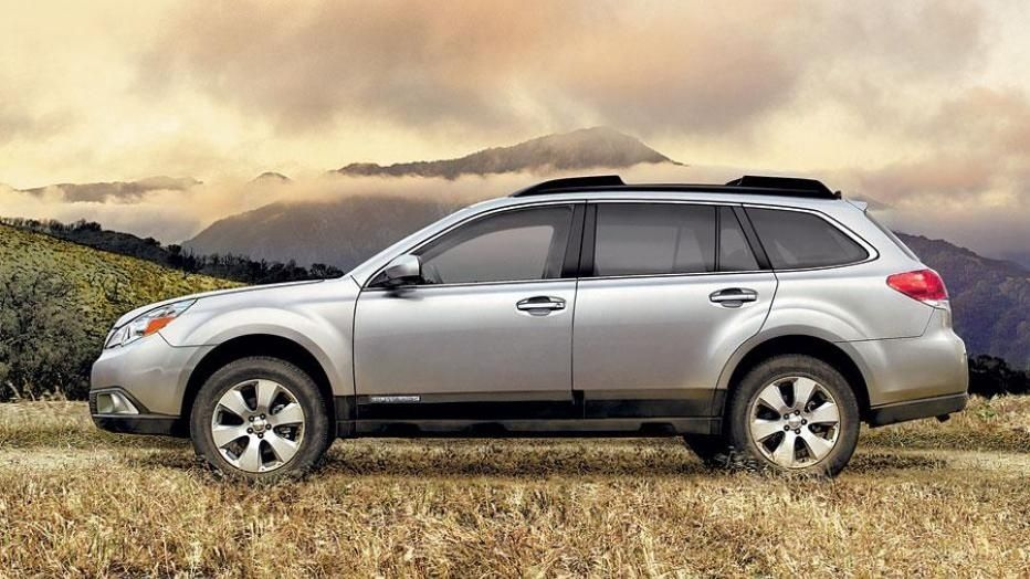 2011 outback service manual