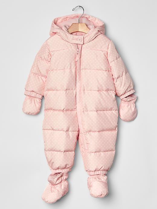 Warmest Down Snowsuit 6 12months Children Fashion Snow