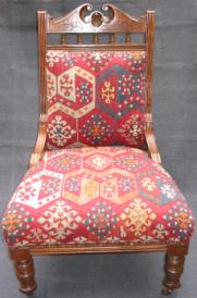 Kilim Cover Chair