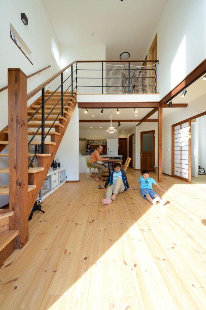 カーポート 家事動線 家時間が贅沢になる上質な住まい 家 ハウス