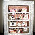 Ma nouvelle vitrine miniature... - Au bonheur de créer