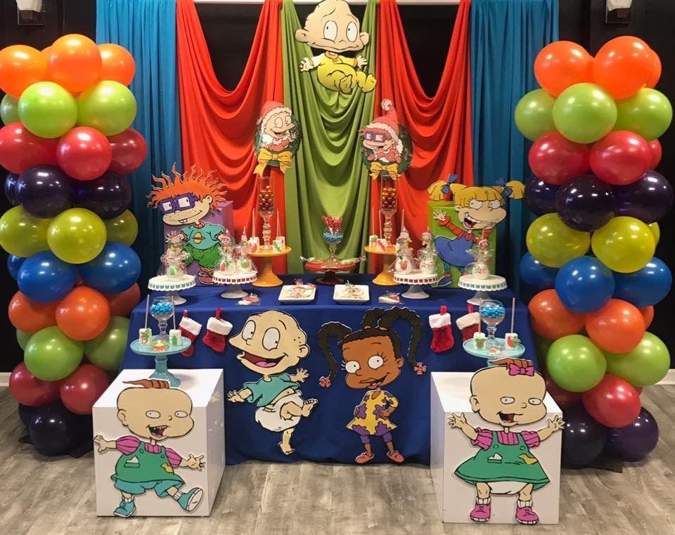 Rugrats Baby Shower Rugrats Baby Shower Pinterest