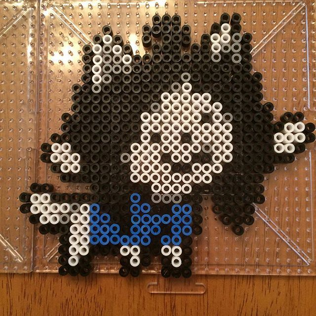 Temmie perler beads by frenchielover5411