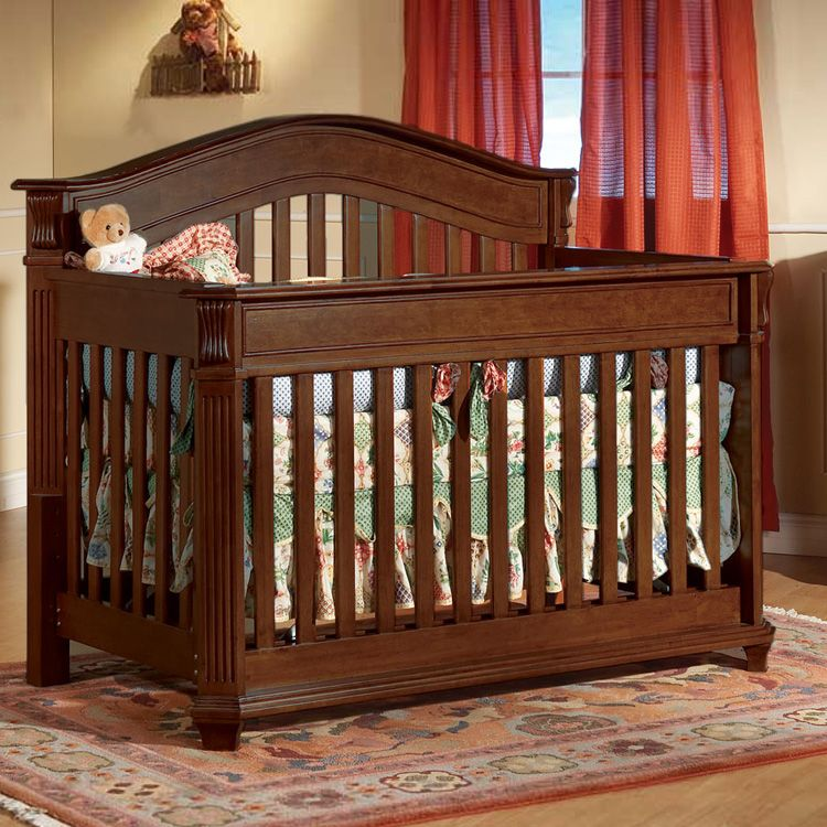 Traditional Baby Cribs Future Loin Fruit Stuff Pinterest Crib