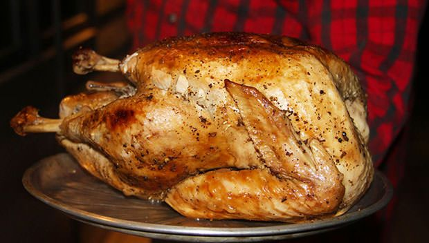 Easy, Delicious Pit Roasted Turkey Recipe