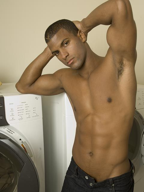 Latino hunk gay