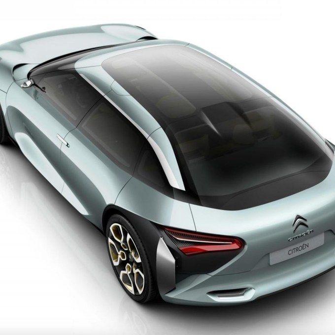 Citroën Unveils A Futuristic Concept Car Ahead Of The
