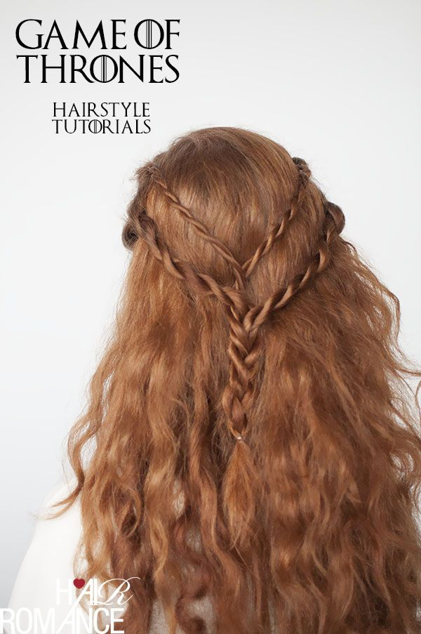 Game Of Thrones Frisuren Cersei Lannister Seil Braid Frisur Tutorial With Images Hair Tutorial Hair Styles Rope Braided Hairstyle