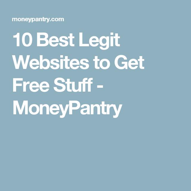 37 Legit Ways To Get Free Stuff Online Today Best Freebie Sites Of 2021 Moneypantry Get Free Stuff Get Free Stuff Online Stuff For Free