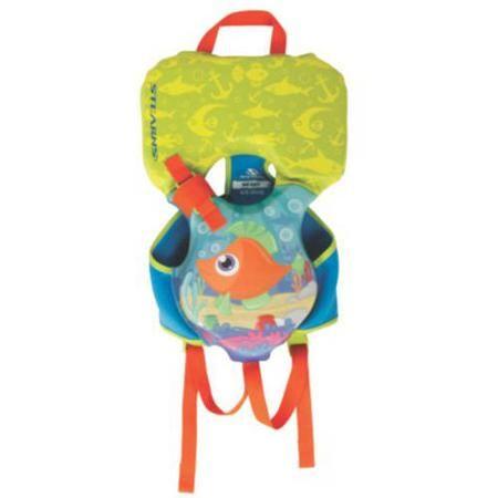 ae7943ab9 Stearns Puddle Jumper Infant Hydroprene Life Jacket - Walmart.com ...