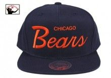 78d3e688e33e13 Clark Griswold Hat. Hang the lights this Christmas wearing an Official NFL  Licensed Chicago Bears ...