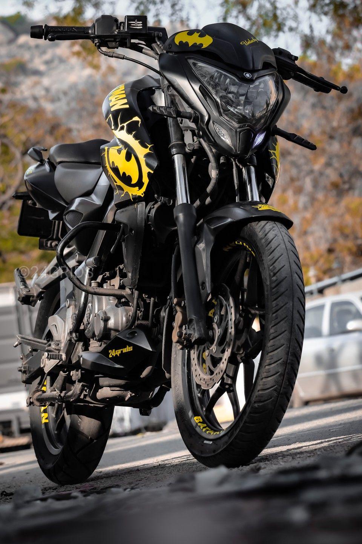 Ns200 24grids Bike Pic Bike Photo Bike Stickers