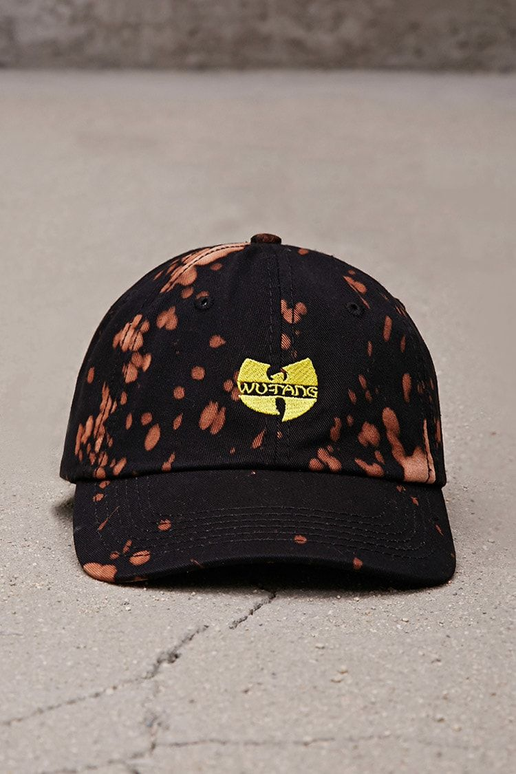 6541a65fb Product Name:Bleach-Dye Wu-Tang Hat, Category:ACC, Price:14.9 | RTL ...