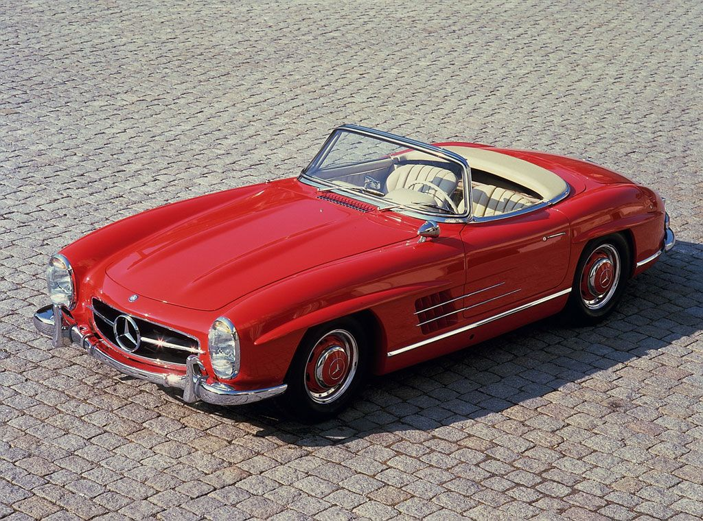 Old convertibles | Gallery: Classic Mercedes Convertibles ...