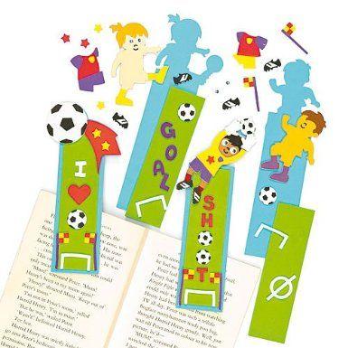 Bevorzugt Football : bricolage, activités manuelles, loisirs creatifs foot  IZ67