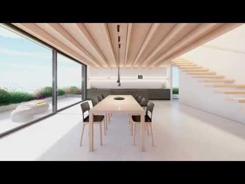 Pollmeier BauBuche – Laminated Veneer Lumber made of beechwood