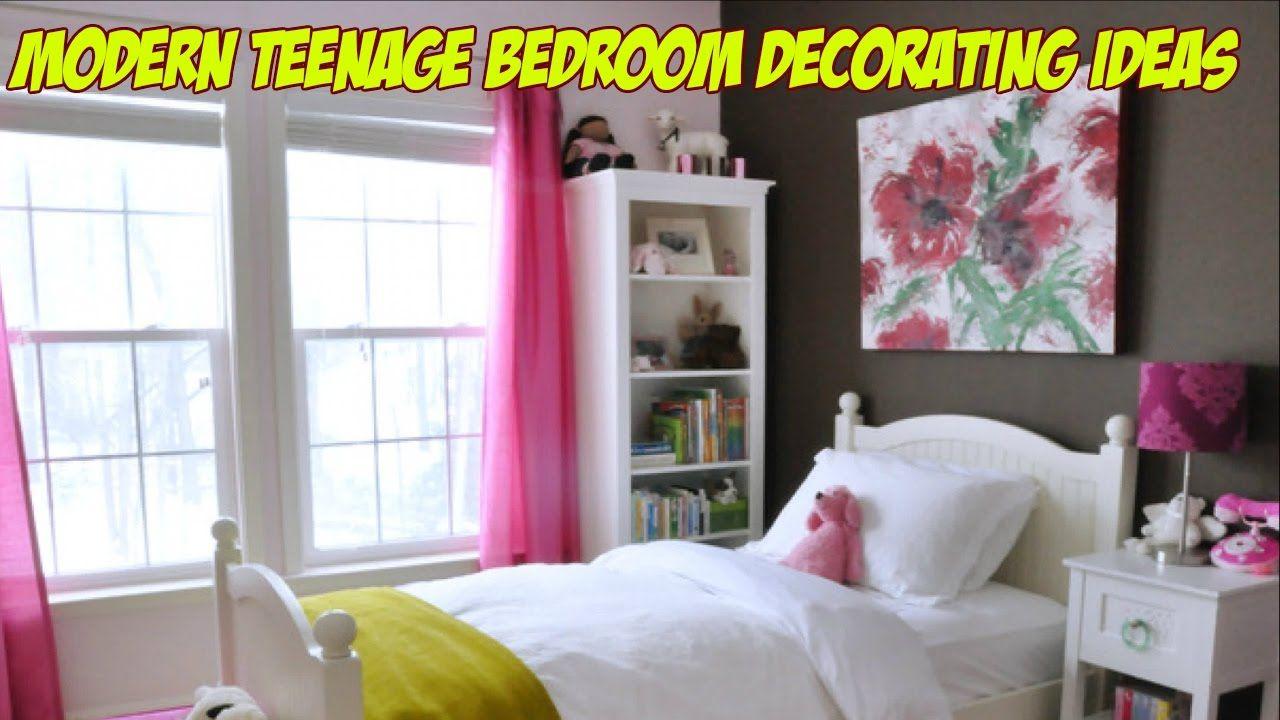 Modern Youth/Teenage Bedroom Furniture Design Ideas (Girl/Guys)