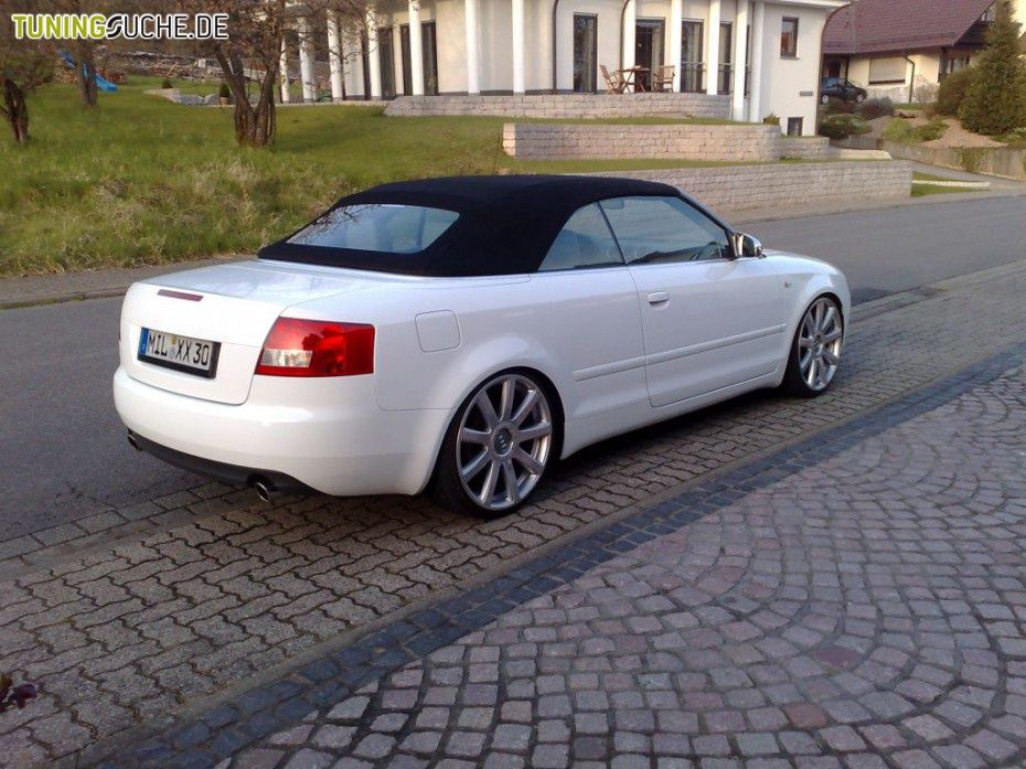 pin by tom guzek on audi a4 cabrio audi convertible. Black Bedroom Furniture Sets. Home Design Ideas
