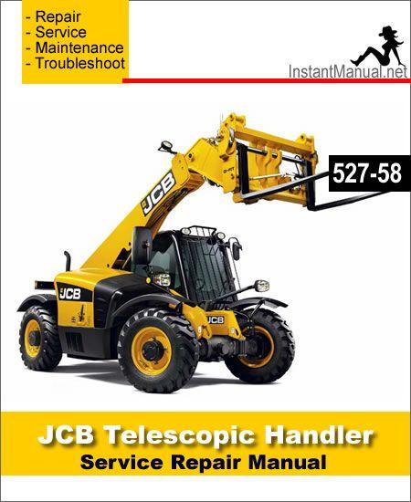 Download JCB 527-58 Telescopic Handler Service Repair Manual