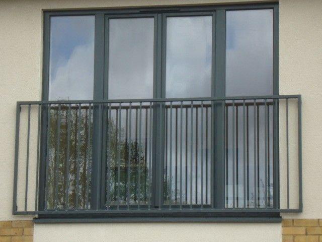 #Aluminium composite french doors for a Juliet balcony & Aluminium composite french doors for a Juliet balcony   Interior ...