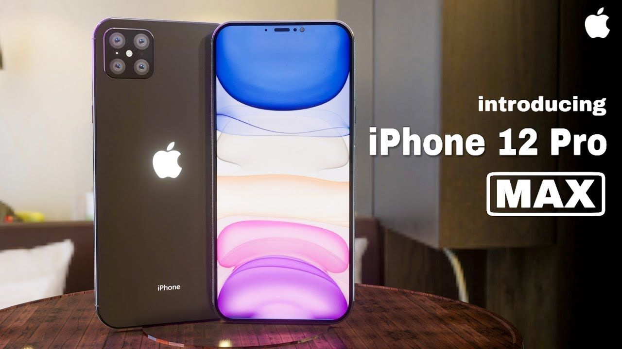 Iphone 12 Pro Max Trailer Apple Iphone Free Iphone New Iphone