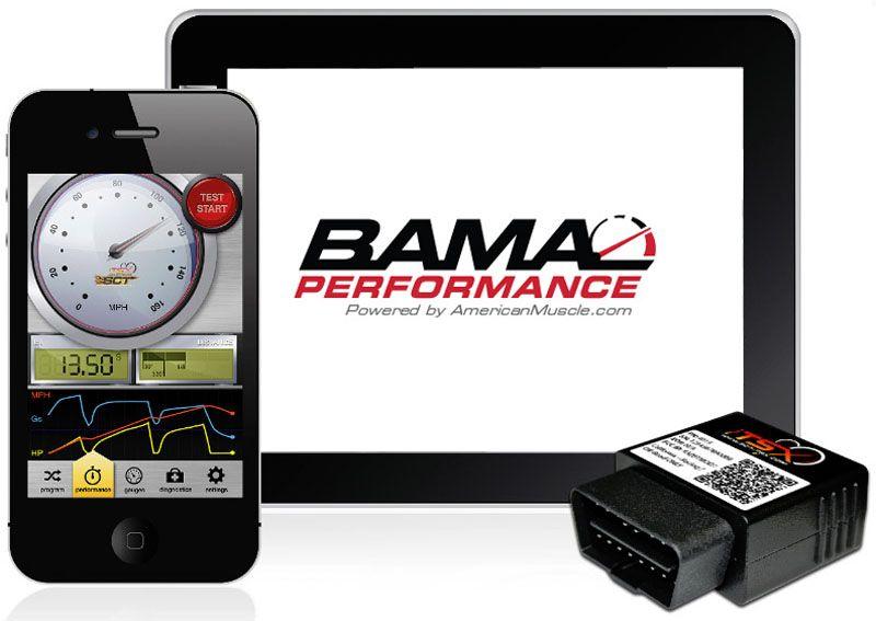 Bama Itsx Wireless Tuner W 2 Custom Tunes 99 04 V6 04 Mustang