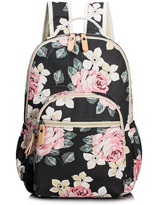 b0f187d1c6df Toperin Backpack for girls