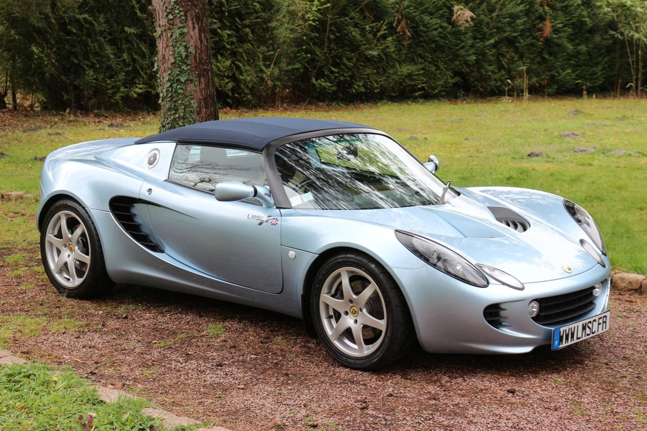 Lotus Elise S2 111 (2001-2004) | Lotus Road Cars | Pinterest | Lotus ...