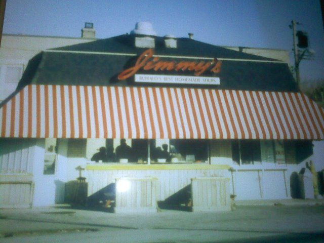 Jimmy S At The Corner Of Kengiston And Harlem Road Amherst New