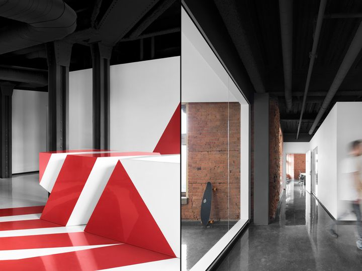 Lightspeed Headquarters By ACDF Architecture, Montreal U2013 Canada » Retail Design  Blog