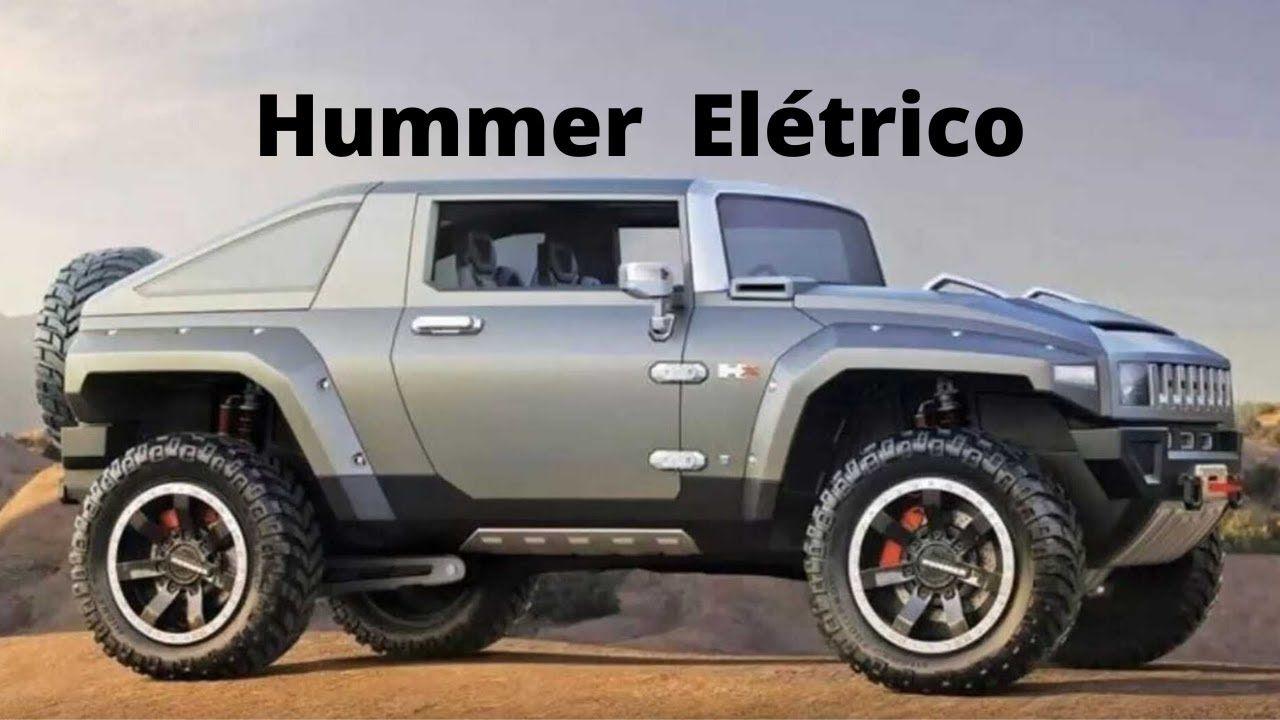 Modelo 2022 Gmc Hummer Propagando Super Bowl In 2020 Hummer