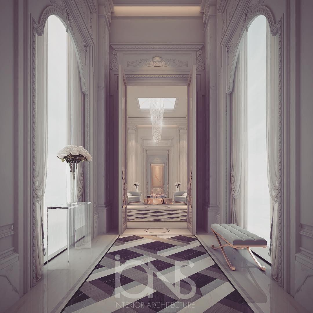 Charming Royal Palace Interior Design In Doha   Qatar #الدوحه #doha #qatar #dubai