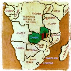 Map Of Africa Zambia.Africa Map Zambia African Memories Africa Map Africa African