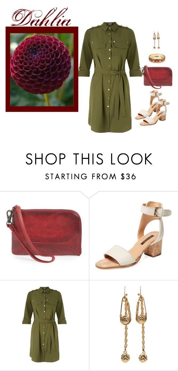 """""""Dahlia"""" by seoulstyler ❤ liked on Polyvore featuring Frye, Ava & Aiden, Lipsy, Versus and Fornash"""
