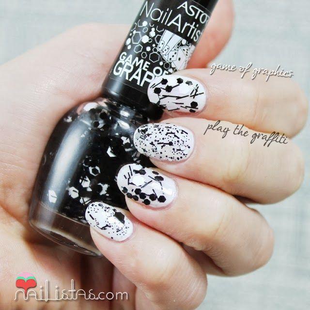 Nailistas: Tutorial de uñas decoradas fácil | Astor Play the ...