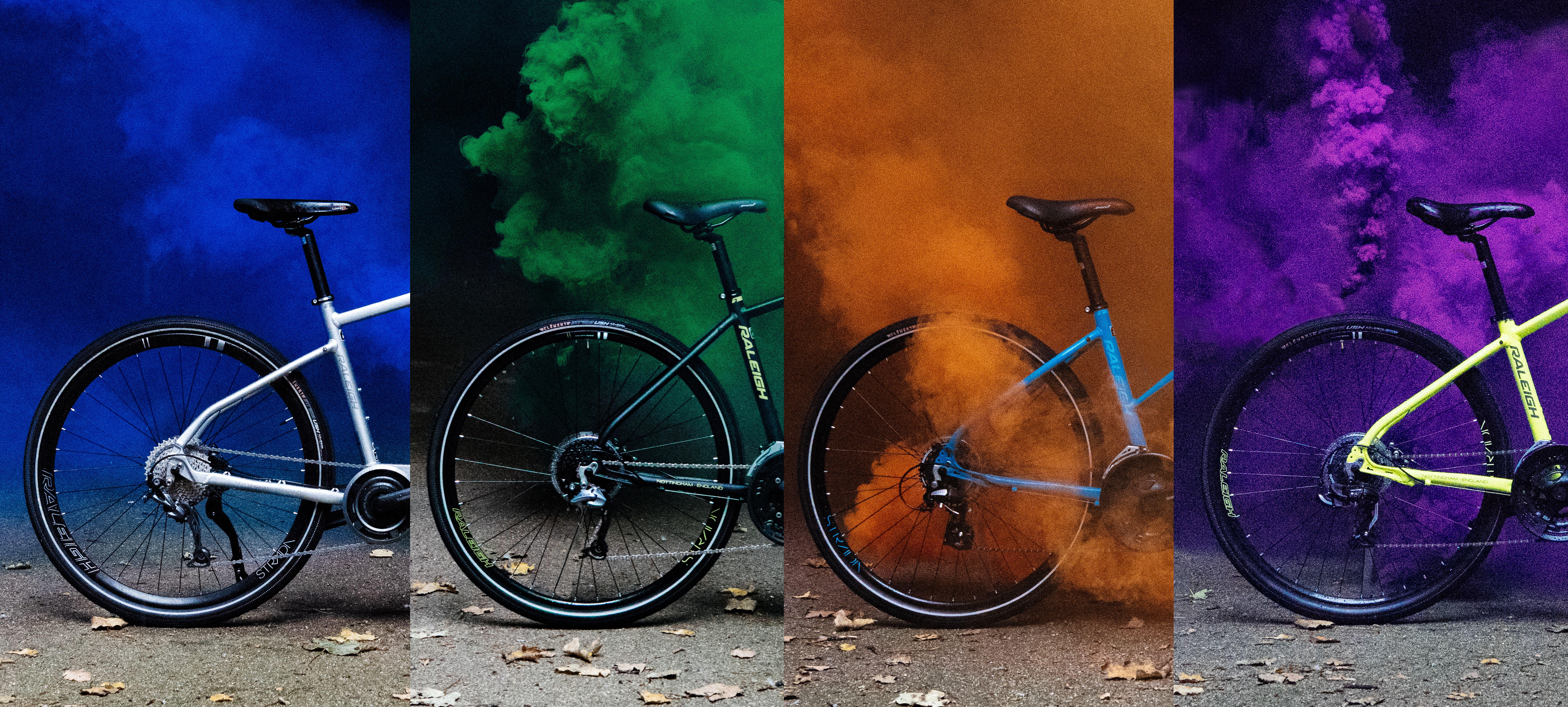 650b Vs 700c Bicycle Wheel Tyre Size Comparison Raleigh Uk Bicycle Wheel Adventure Bike Wheel
