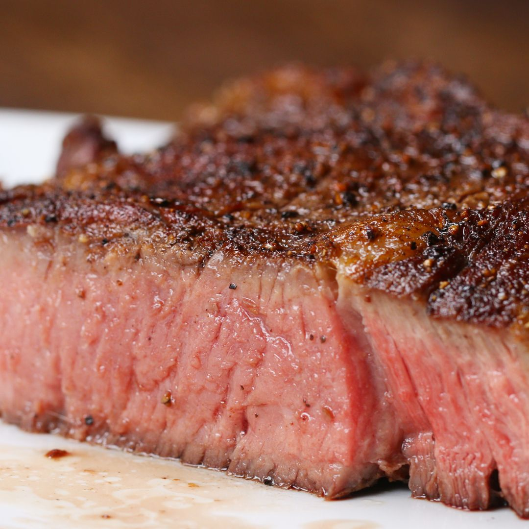 How To Reverse Sear Steak