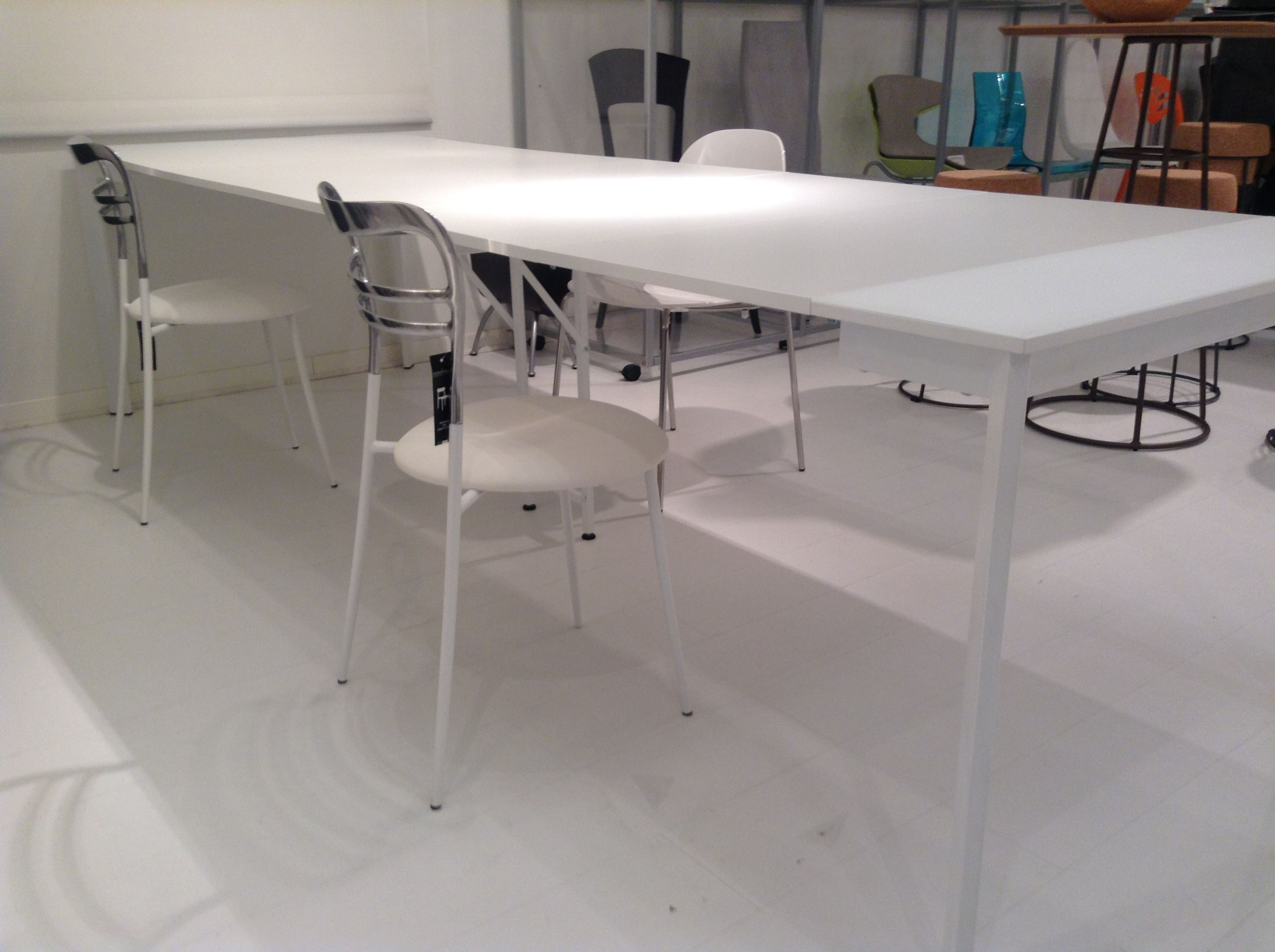 Table from Domitalia. Located in showroom 330. #220Elm # ...