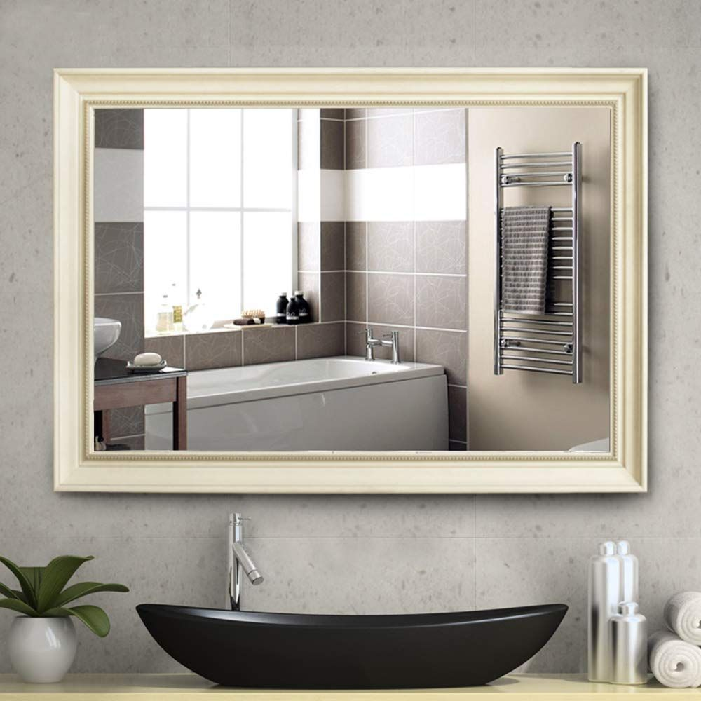 Amazon Com Neutype Large Bathroom Mirrors Wall Mounted Mirrors Bathroom Bedroom Living Room Eu Large Bathroom Mirrors Mirror Wall Bathroom Wall Mounted Mirror