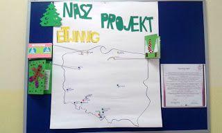 Interaktywna mapa ~ Nauka i zabawa z dzieckiem - W mojej klasie