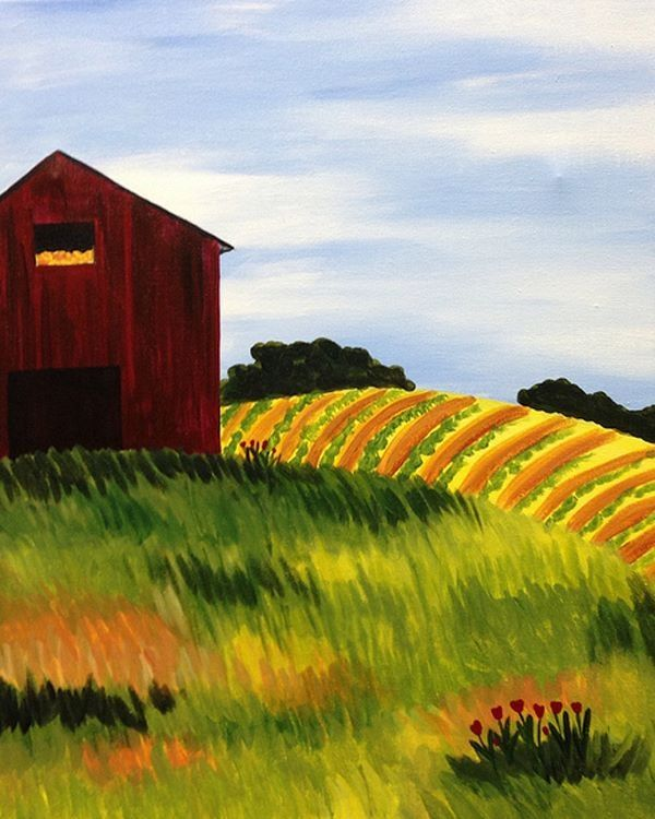 Things To Paint things to paint. farm what's more inspiring?!!! | i will be a