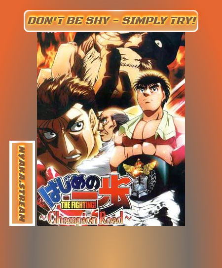 watch hajime no ippo new challenger english sub