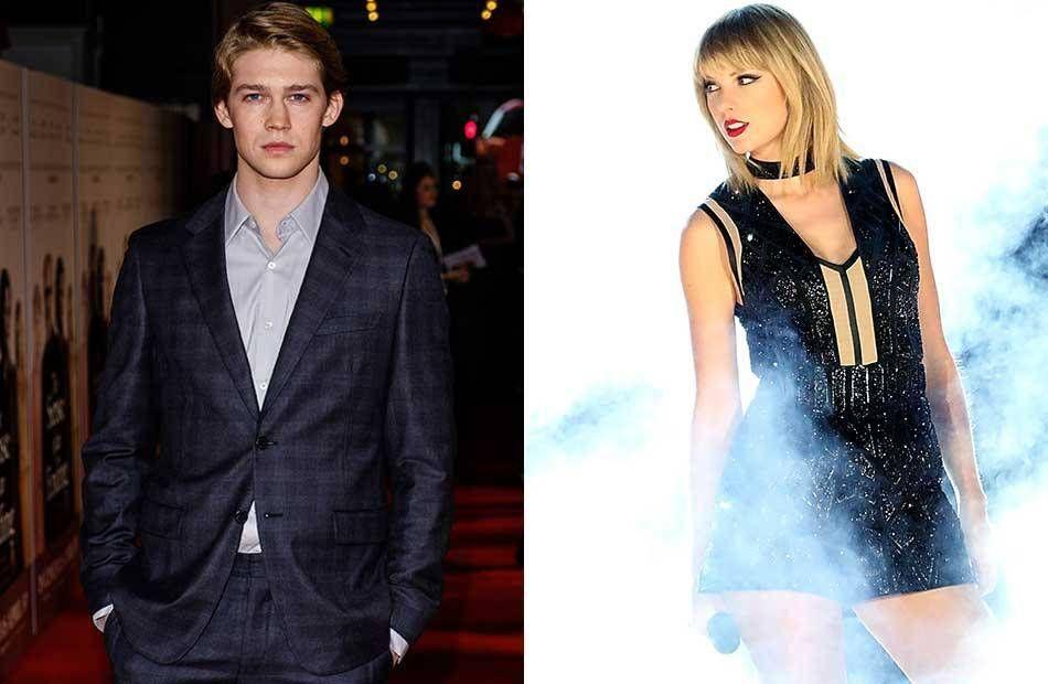 Taylor Swift hat sich wieder einen begehrten Jungstar gekrallt: Joe Alwyn.